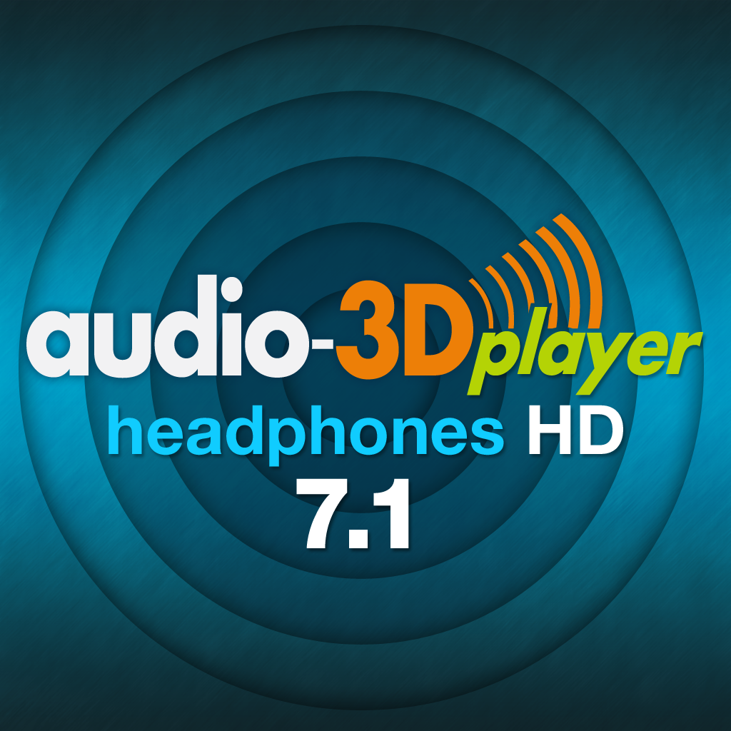 7.1声道音乐播放器:Audio-3D Player 7.1